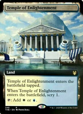 MTG - Temple of Enlightenment Extended Theros Beyond Death NM/M x1 Magic
