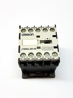 1 x Omron J7KNA-AR-40 Protection Relays for Rail Fasteners 24 5v New 2. Choice