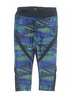 Danskin Now Girls Black Active Pants 8