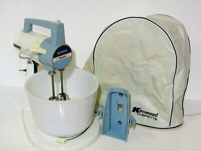 1960s Kenwood Chefette Mixer A320 mixing bowl and stand RARE Vintage