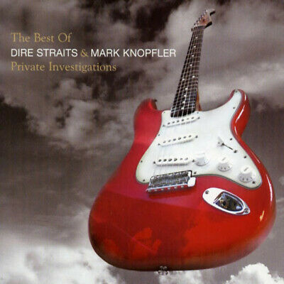 CD Dire Straits & Mark Knopfler Private Investigations - The Best Of NEW OVP