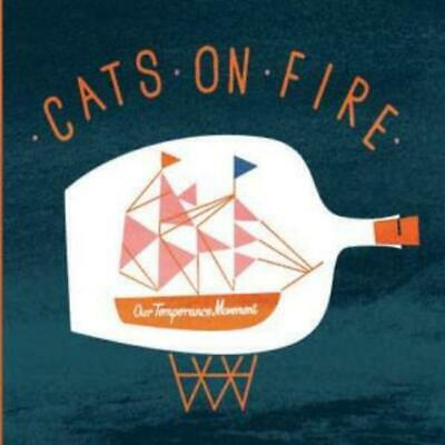 CD Cats On Fire Our Temperance Movement DIGIPACK Cargo Records