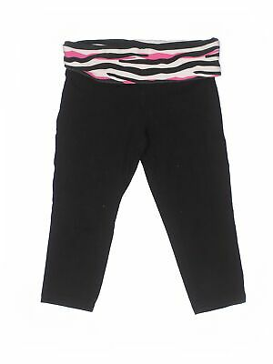 Danskin Now Girls Black Leggings 6
