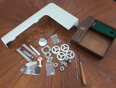 Job lot sewing machine attachments and accessories ###