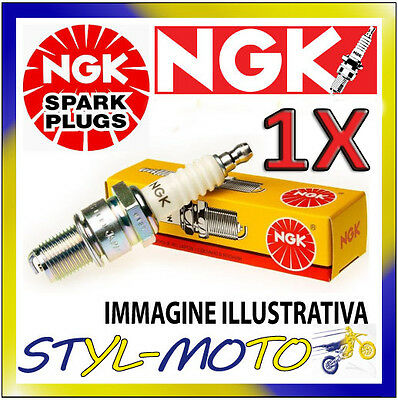 14-/> No.8765 4x NGK Spark Plugs for BMW 1170cc R nine T Twin Spark