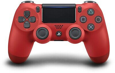 Sony PS4 Wireless Dual Shock Controller Playstation rot
