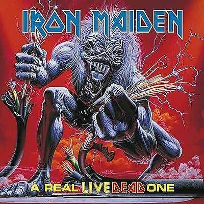 A Real Live Dead One by Iron Maiden (MINT CD, Jan-2006, 2 Discs, Sony Music Dist