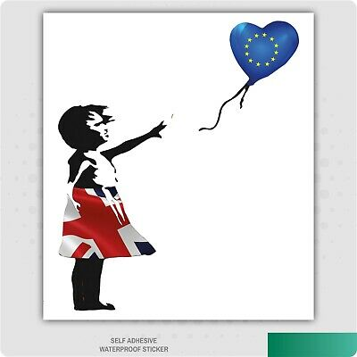 Banksy Girl with Balloon Red Balloon Poster Print Childrens Wall Art A3 A4 Size