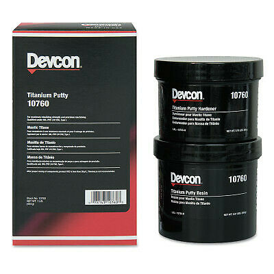 #1 TITANIUM PUTTY 10760  - 1 Each