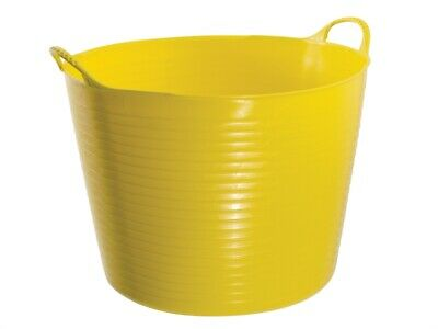 Red Gorilla Gorilla Tub Large 38 Litre - Yellow GORTUB42