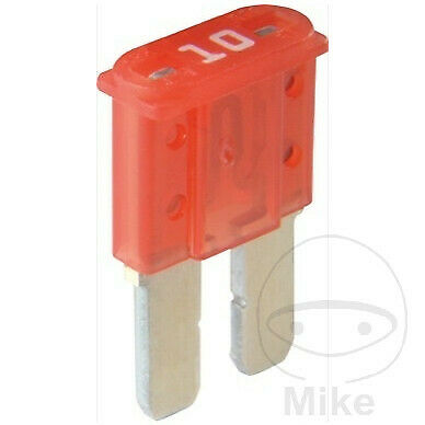 Herth & Buss Micro 2 Fuse 10A Red 50295647