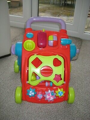 Marks and Spencer Baby Activity Walker and Play Centre