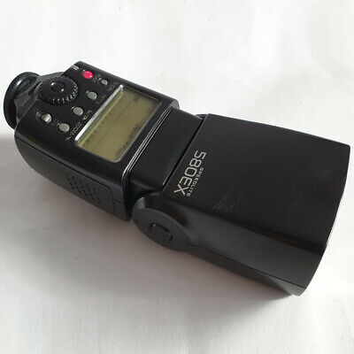 Canon Speedlite 580EX Shoe Mount Flash with Case & Stand