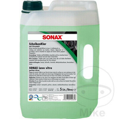 Sonax Windscreen Cleaner 5L 3385050