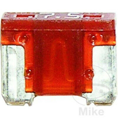 Mini-Low Profile Fuse 10A Red x2pcs 4001796509131