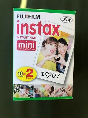 50 Prints Fujifilm Instax Instant Mini Film for SP-1 90 8 25 50 7s