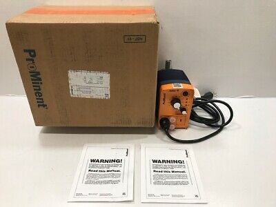 NEW Prominent Beta 4 BT4B Solenoid Chemical Fluid Dosing Controls Metering Pump