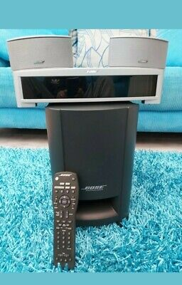 Bose 321 Series GS III HDMI home Theater System
