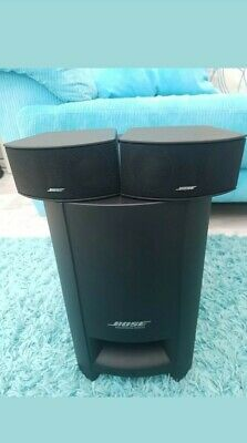 Bose Cinemate series II Digital home theater system with optical