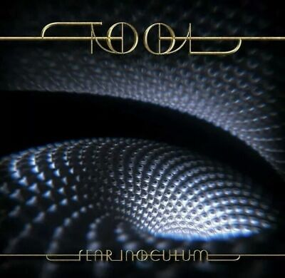Tool Fear Inoculum CD Special Limited Edition NEW RELEASE deluxe