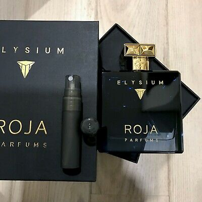 Roja Parfums Elysium Cologne 4ml 0.14oz Sample Decant