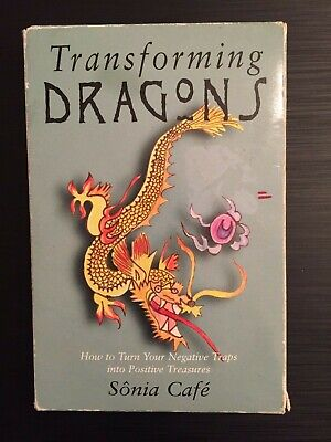 Transforming Dragons - Tarot Card Deck And Book Set - By Sonia Cafe