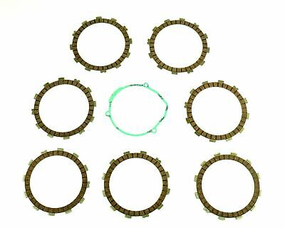 Athena Clutch Friction Plates & Cover Gasket P40230005 Husqvarna CR250 1995-1998