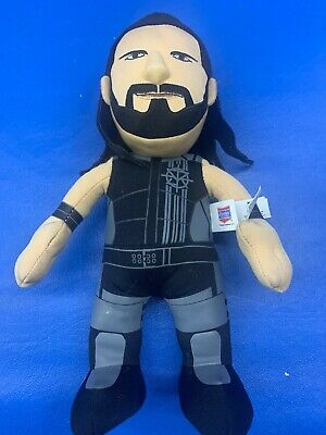"WWE Seth Rollins Bleacher Creatures 10/"" Plush Doll Brand New Official The Shield"