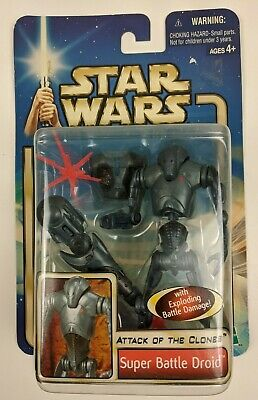 STAR WARS Battle Droid CLONE COLLECTION CW19 TCW SOTDS LOOSE