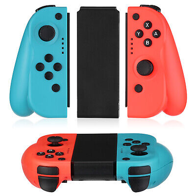 For Nintendo Switch Joy-Con (L/R) Wireless Bluetooth Controllers Set - Neon
