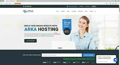 Re-seller Unlimited Hosting Business 100% SSD SUPER FAST Servers 1 Year + WHMCS!