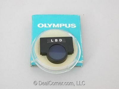 Olympus LBD Blue Drop-in Microscope Filter