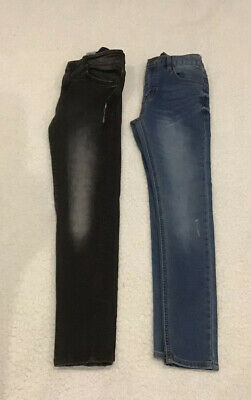 2 X Boys Next Skinning Jeans  Age 10. Excellent Condition. One Pair Never Worn