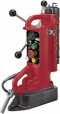 Milwaukee 4203 Adjustable Position Electromagnetic Drill Press Base NEW