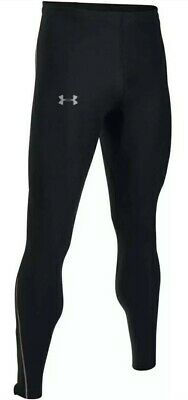 $65 NWT Under Armour CoolSwitch Men's Running Leggings Tights Medium 1290258-001