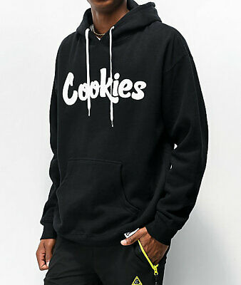 NWT Brand New Authentic Berner Cookies SF Clothing CKS Thin Mint Black Hoodie
