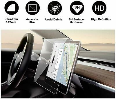 X 17/'/' HD ExtremeGripPro Tempered Glass Screen Protector For Tesla Model S