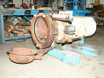 """Autoclave/Vulcanizer. 12"""" x 36"""". 100 PSI. 350F. Built by AAA Welding."""