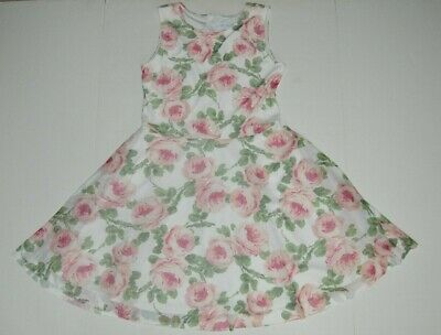 The Childrens Place Girls Floral Easter Dress size 14