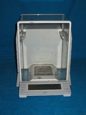 Mettler Toledo AT261 Precision Digital Laboratory Analytical Balance Scale