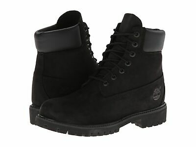 Youth Shoes Timberland 6 Inch Premium Waterproof Boots BLACK *New*