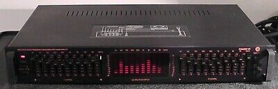 Coustic HEQ-7009 Equalizer Spectrum Display