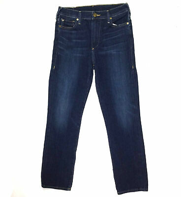 True Religion Boys Straight Leg Jeans W28 X L27 Blue