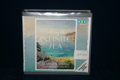 ALONG THE INFINITE SEA by Beatriz Williams Audio Book on CD