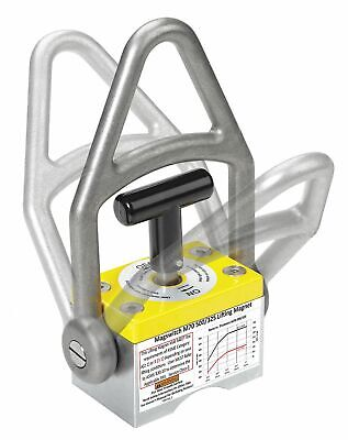 Magswitch Lifting Magnet Yellow  Steel  8100089 8100089  - 1 Each