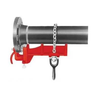 "Ridgid 40235 464 Flange Pipe Welding Chain Vise with 1/2"" - 12"" Pipe Capacity"