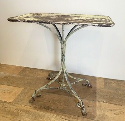 19Th Century French Arras Garden Table