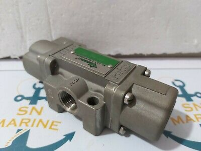 Versa Vsp-3401-316 3 Way Pneumatic Directional Valve