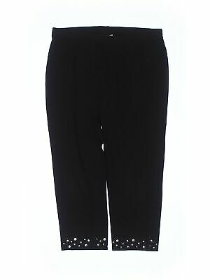 Miss Attitude Girls Black Leggings 7