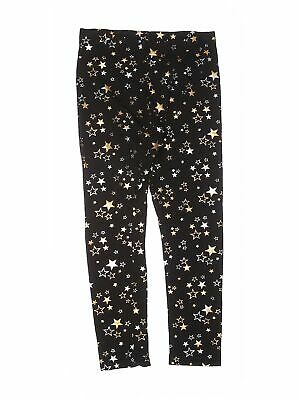 Wonder Nation Girls Black Leggings XL Youth